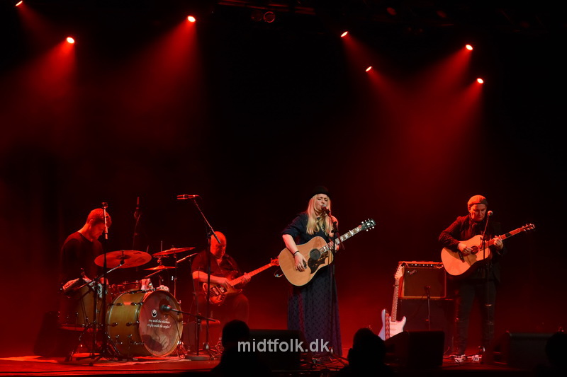 Lena Anderssen & band – 18. oktober 2019